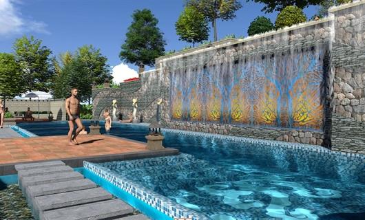 红果妥乐·银杏苑景观设计