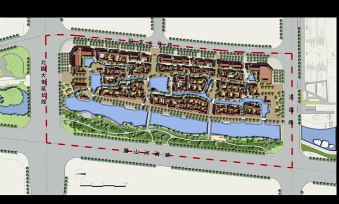 济南西客站泉城特色休闲区规划设计方案文本