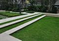 庭院,庭院景观,草坪,汀步,草坪景观