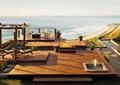 平台,花架,庭院景观,滨水景观