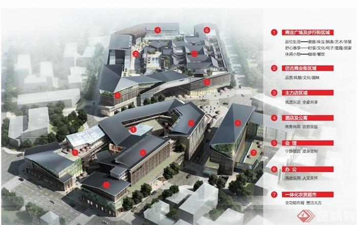 某新中式商业街方案设计文本(7)