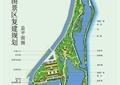 农业园规划,水体景观,植被,道路,颐和园景观