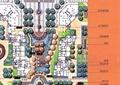 校园规划,校园景观,中轴线景观