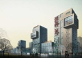 商业楼,商业建筑,商业街,商业景观