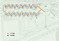住宅景观规划,道路分析图