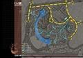 住宅景观规划,交通分析,植被