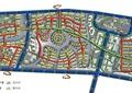 住宅景觀規劃,道路分析圖