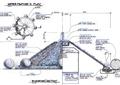 喷泉台,喷泉施工图