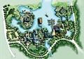 小区规划,别墅区设计,住宅景观