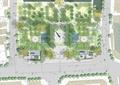 公园景观,公园设计,道路规划