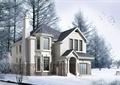 別墅,雙層別墅,別墅建筑,歐式別墅,別墅景觀