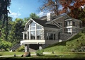 別墅,三層別墅,別墅建筑,別墅景觀
