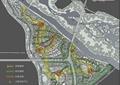 城市规划,住宅景观,河流,道路