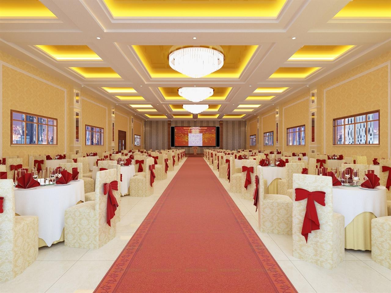 婚宴大厅装修设计