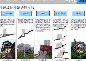 某城市山地住区研究汇报PDF文本