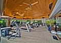 健身房,跑步机,健身设施