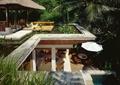 酒店景观,屋顶水池,亭子,水景,庭院景观,平台