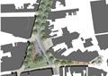 道路绿化,道路景观,绿化设计