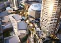 商务中心,商业中心,商业建筑,步行街,商业街