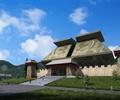 展览馆,展览中心,文化建筑,草坪
