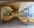 餐厅,餐厅装饰,餐厅空间,餐厅手绘图