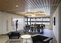 沙发,茶几,会议室,玻璃墙,吊灯,办公空间