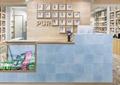 食品店,服务台,前台,照片墙,食品柜