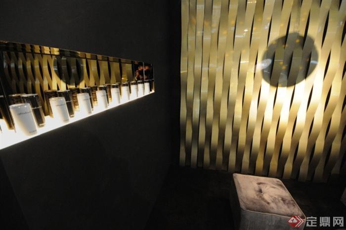 形象墙,酒瓶,酒柜,坐凳,酒吧