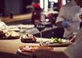 酒杯,餐具,餐盘