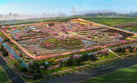 古城樱花园规划设计