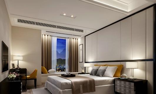 酒店式公寓装修设计