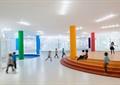 台阶,活动室,幼儿园