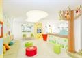 沙发,长沙发,茶几,木地板,前台,椅子