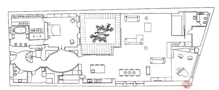 住宅设计,室内装修,户型图
