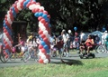 道路景观,气球,草坪