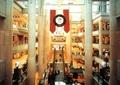 商场,购物中心,立柱,商业空间