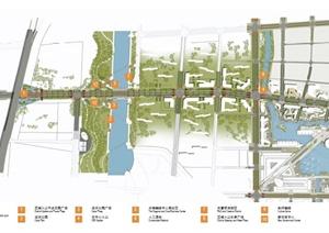 某景观大道道路景观设计方案文本