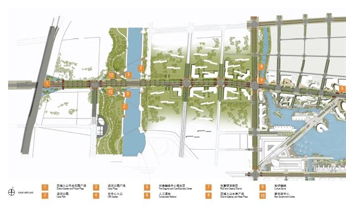 某景觀大道道路景觀設計方案文本