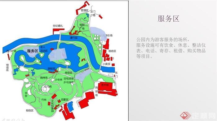 综合公园案例分析PPT文本(4)