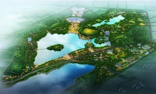 2016唐山世博园—园区系统规划设计