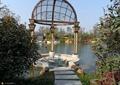 亭子,桌椅,汀步,园路,景石,湖水景观,景观树,公园景观