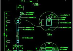 多种栏杆设计施工图