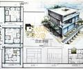 别墅建筑,住宅建筑,居住建筑
