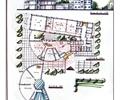 图书馆建筑,文化建筑,两层建筑