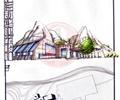 活动中心,文化建筑,娱乐建筑,单层建筑