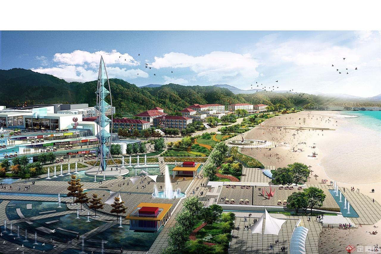青岛崂山区规划设计项目