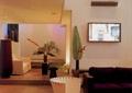 客厅,沙发,沙发椅,电视,陈设