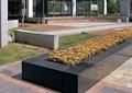 花池,花池花坛,花池坐凳,地面铺装,地面拼花,花