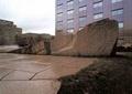 石头,景石,地面铺装,石头标志