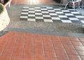 道路,道路铺装,道路材质,地面,地面拼花,地面铺装